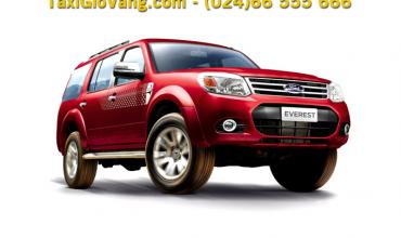 Taxi 7 Chỗ Ford Everest Sang Trọng Giá Rẻ